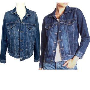 Lucky Brand Denim Jacket Size L